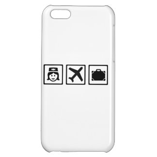 Stewardess Cover For iPhone 5C