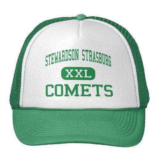 Stewardson Strasburg - Comets - High - Strasburg Hats