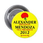 Stewart Alexander 2012 2 Inch Round Button