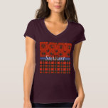 Stewart clan Plaid Scottish tartan T-Shirt