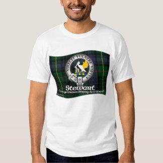 Stewart Clan T-shirt