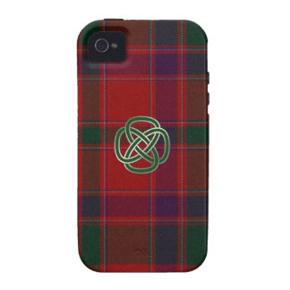 Stewart Clan Tartan Plaid iPhone 4 Tough Case iPhone 4 Cases