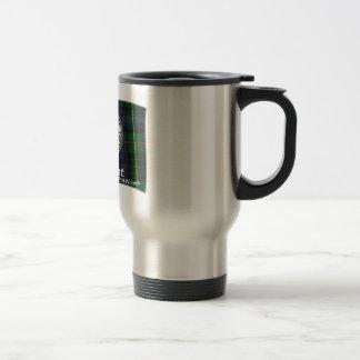 Stewart Clan Travel Mug
