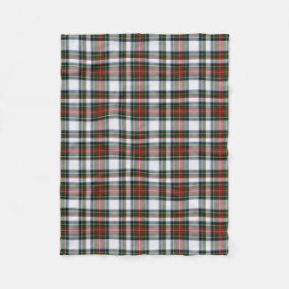 Stewart Dress Plaid Fleece Blanket