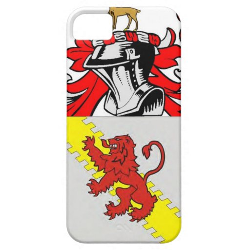 Stewart (English) Coat of Arms iPhone 5 Covers