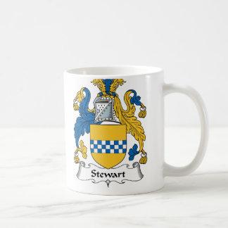 Stewart Family Crest Coffee Mug