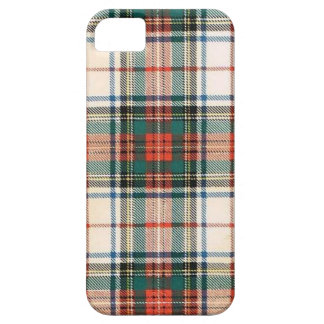 STEWART FAMILY DRESS TARTAN iPhone SE/5/5s CASE