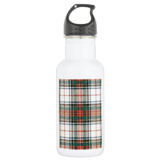 STEWART FAMILY DRESS TARTAN STAINLESS STEEL WATER BOTTLE