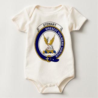 Stewart (High Stewards) Clan Badge Baby Creeper