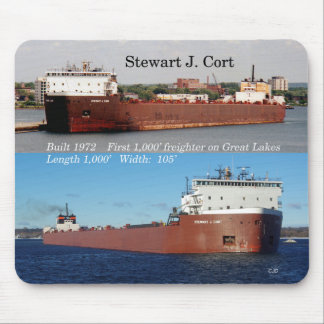 Stewart J. Cort 2 picture mousepad