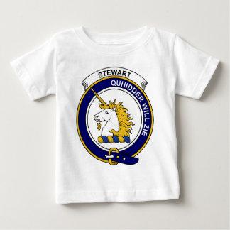 Stewart (of Appin) Clan Badge Shirt