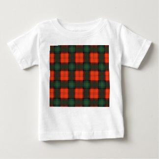 Stewart of Atholl clan Plaid Scottish tartan Baby T-Shirt