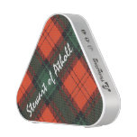 Stewart of Atholl Scottish Kilt Tartan Bluetooth Speaker