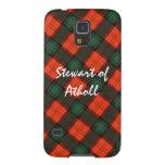 Stewart of Atholl Scottish Kilt Tartan Galaxy S5 Case