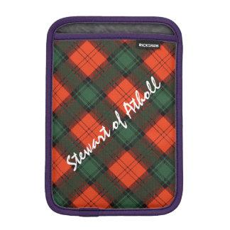 Stewart of Atholl Scottish Kilt Tartan Sleeve For iPad Mini