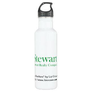 Stewart Realty Aluminum Water Bottle