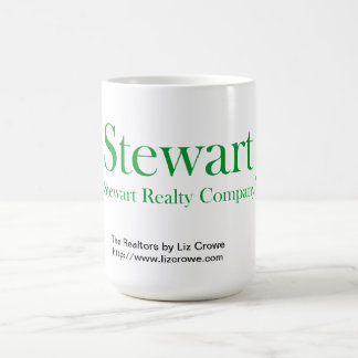 Stewart Realty Official Coffee Mug