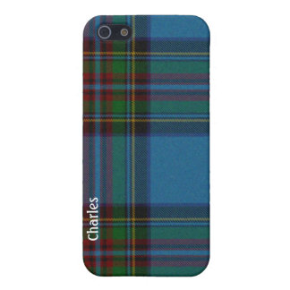 Stewart Tartan Plaid iPhone 5 Case