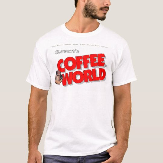 Stewarts Coffee World T-Shirt