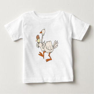 Stewie Stork Baby T-Shirt