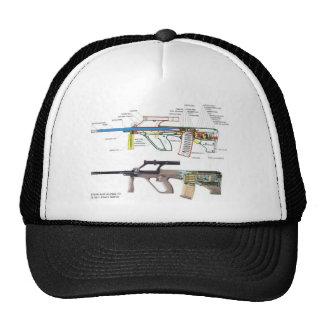 Steyr Aug Trucker Hat