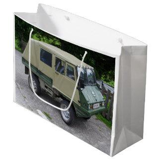 Steyr Puch Haflinger Large Gift Bag