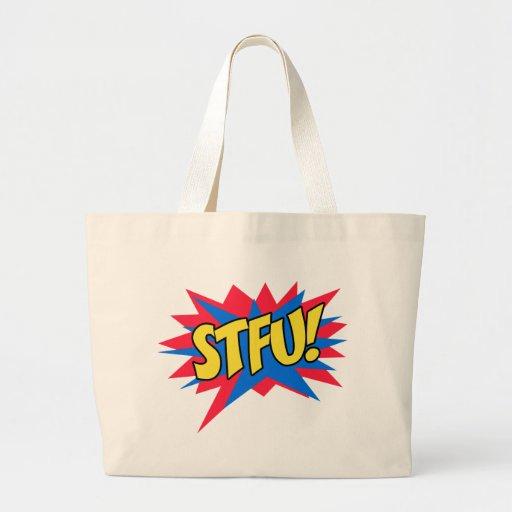 STFU TOTE BAGS