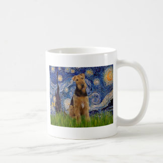 Stgarry Night - Airedale Terrier (#1) Coffee Mug