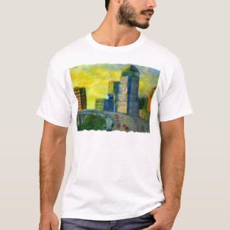 Sthreveport, Louisiana: An Abstract of Downtown T-Shirt