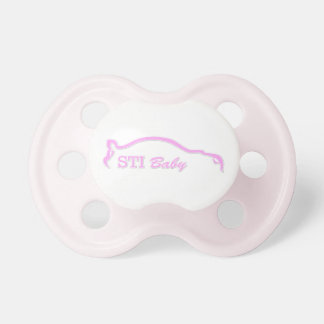 STI Baby Baby Pacifiers