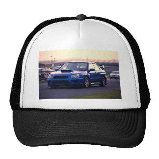 STi de Subaru Impreza WRX Gorras De Camionero