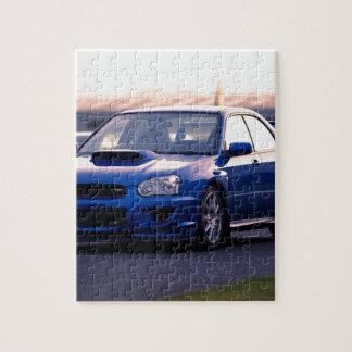 STi de Subaru Impreza WRX Rompecabeza Con Fotos