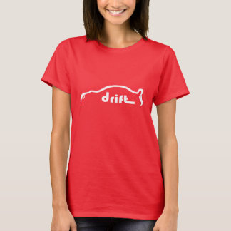 STI Drift silhouette T-Shirt