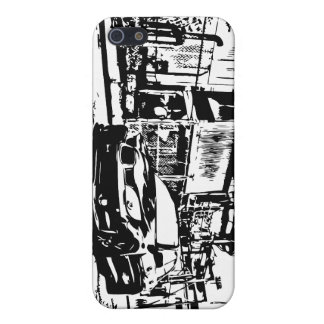 STI iPhone Case Cover For iPhone 5