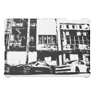 STI & Skyline Photoshoot iPad Mini Cover