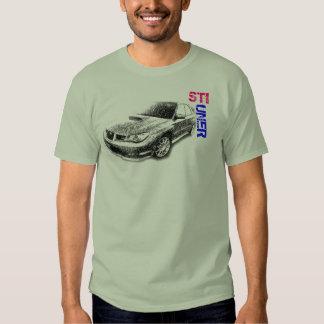 sti tuner shirt