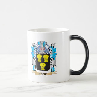 Stiche Coat of Arms - Family Crest 11 Oz Magic Heat Color-Changing Coffee Mug
