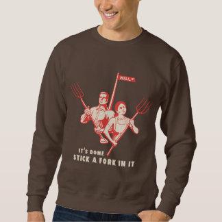 Stick A Fork In It Sweatshirt
