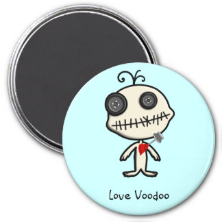 Stick a Pin in Valentine's Day and be Done With It Magnet