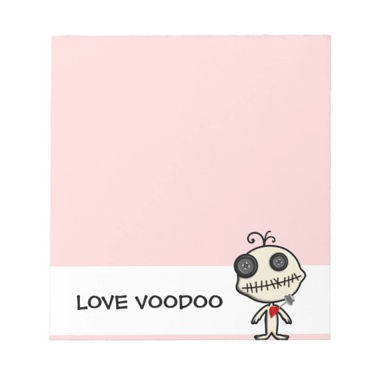 Stick a Pin in Valentine's Day and be Done With It Notepad