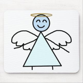 Stick Angel Mouse Pad