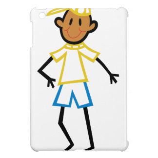 Stick Boy iPad Mini Cover