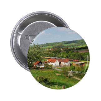 Stick button on Hermannspiegel in the Haunetal