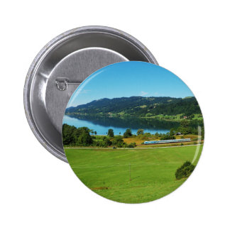 Stick button on of large Alpsee
