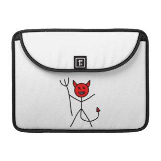 Stick Devil Sleeve For MacBooks