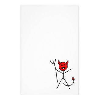 Stick Devil Stationery