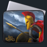 "Stick Empires - Speartan Laptop Sleeve<br><div class=""desc"">Official Stick Empires gear!</div>"