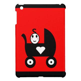 Stick Family Baby iPad Mini Cover