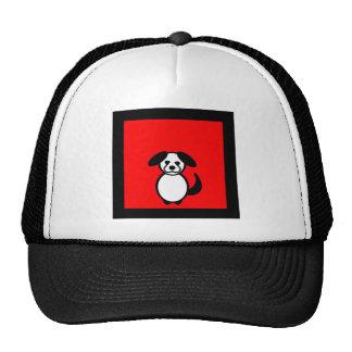 Stick Family Dog Trucker Hat
