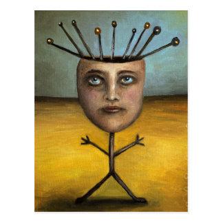 Stick Figure 1 Postcard